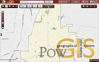 Poway California Map.Online Maps Poway Ca Official Website