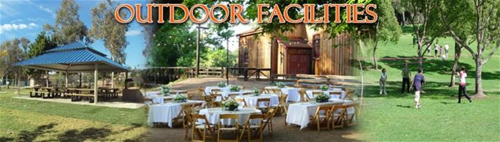 Outdoor Facility Rentals