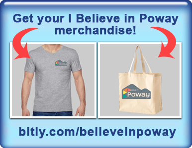 Get Your I Believe In Poway Merchandise