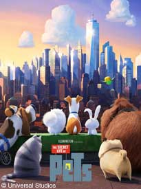 The Secret Life of Pets 2017 Summer Movies in the Park Series Poway Community Park Free Family Frien