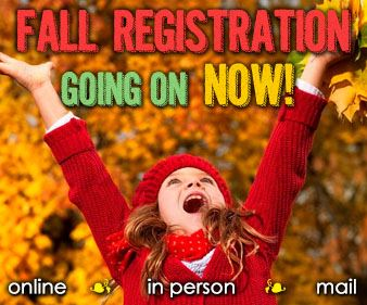 Fall Registration Going On Now City of Poway Classes Camps Programs Events Youth Teens Adults