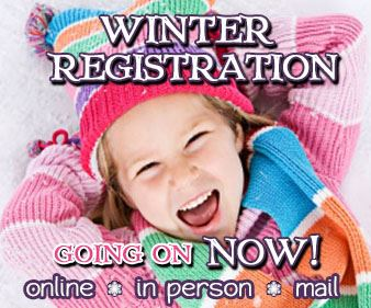 Winter Registration Going On Now City of Poway Classes Camps Programs Events Parks Youth Teens Tween