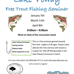 Trout Seminar Flyer