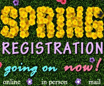 Spring Registration Going On Now Classes Camps Programs Events City of Poway