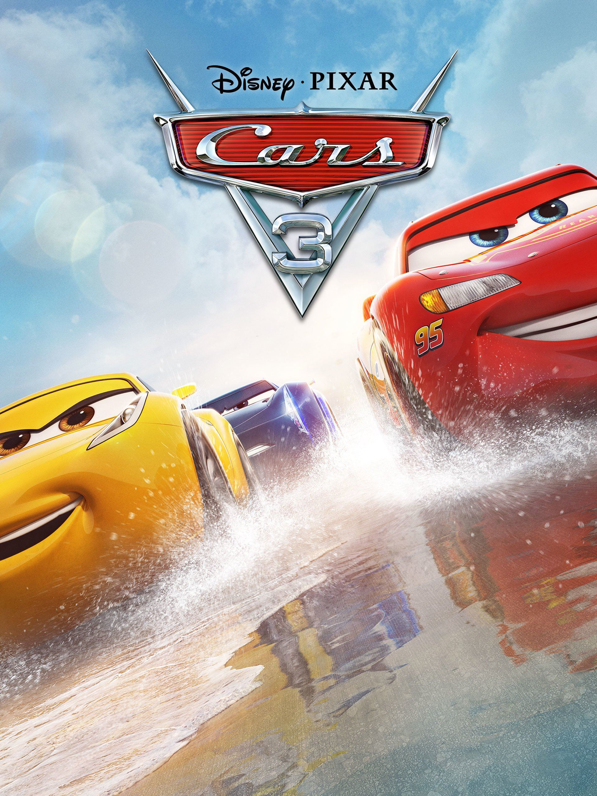 Cars 3 2018 Summer Movies in the Park series Community Park Old Poway Park Free Family Fun All Ages