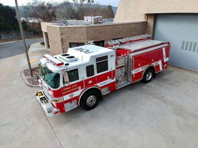 Fire Engine 3711 - 2015 Pierce Arrow XT