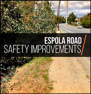 Espola Road Safety Improvements