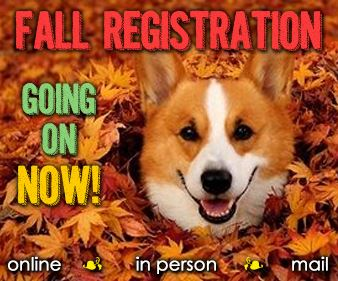Fall Registration Going On Now City of Poway Classes Programs Youth Teen Kids Tween Adults Family
