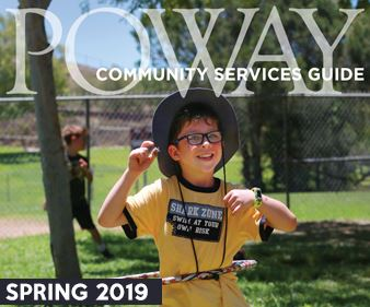Spring 2019 Community Services Guide Providing Classes, Camps, Programs, and Events for All