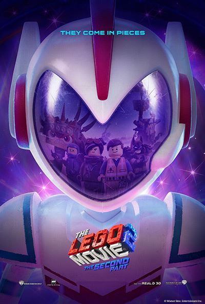 Lego Movie 2 - The Second Park