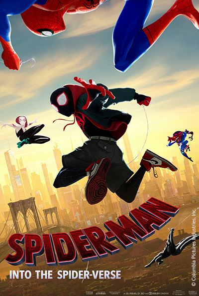 Spiderman- Into The Spiderverse