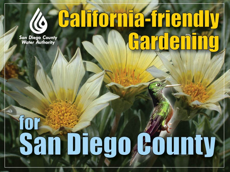 California-friendly Gardening for San Diego County