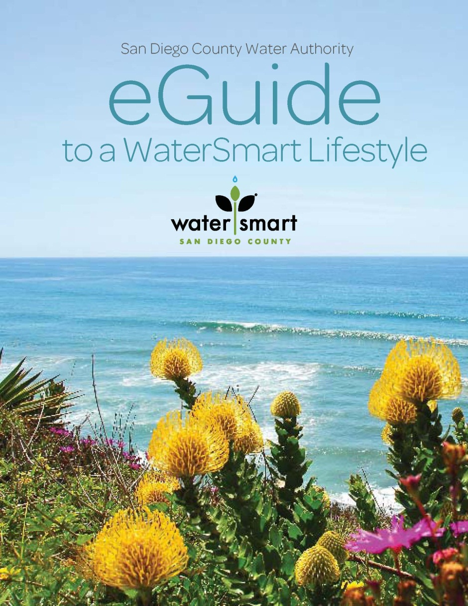eGuide to a WaterSmart Lifestyle