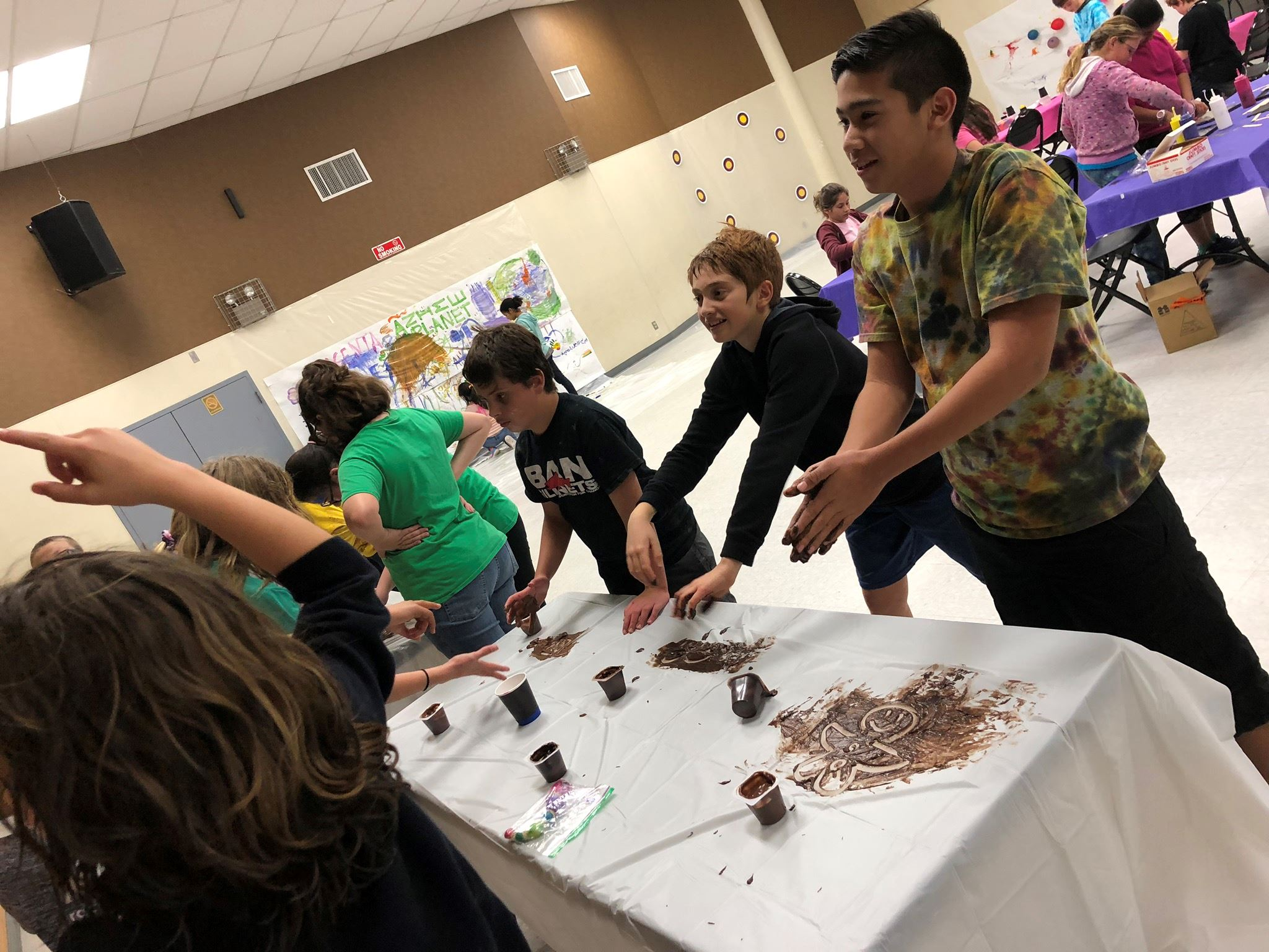 Teen Program Series Chocolate Olympics - Pudding Pictionary