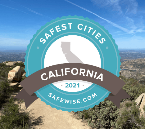 Poway named to safest cities list