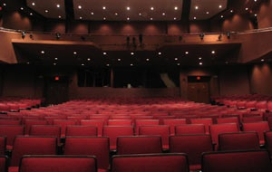 Poway Center for the Performing Arts Theater Seats