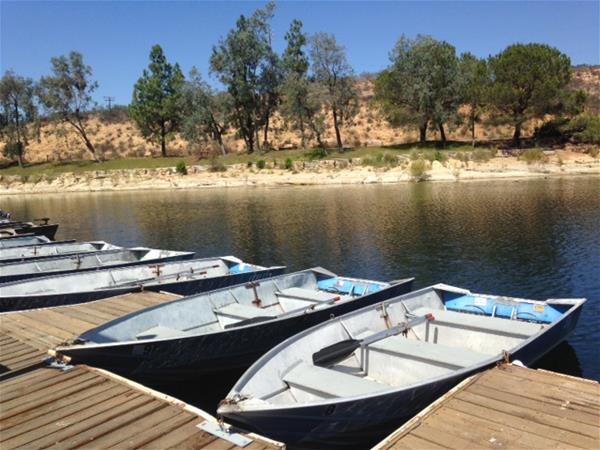 Boating poway ca official website for Lake poway fishing