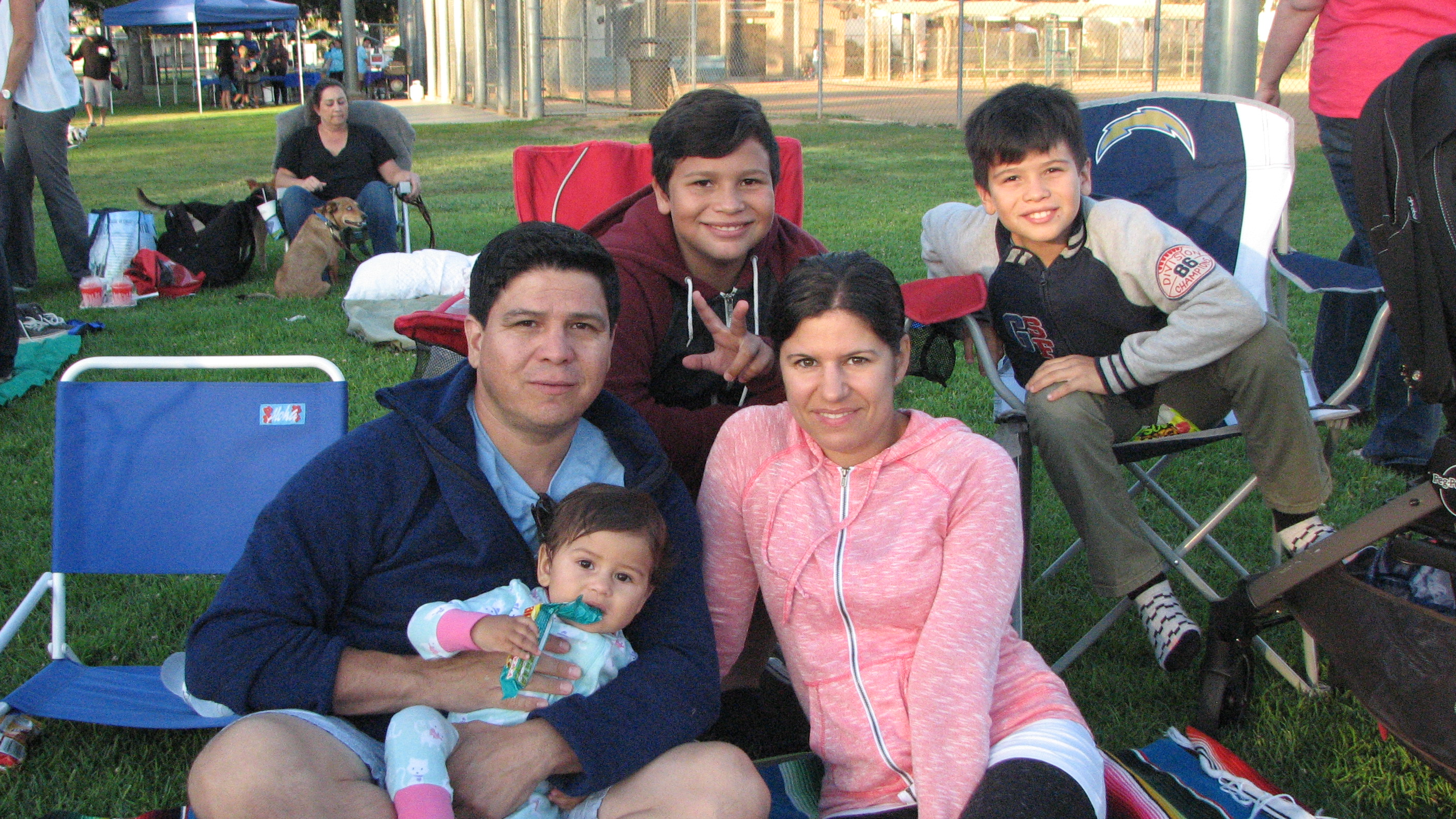 Summer Movies In The Park Poway Community Park Free Family Fun