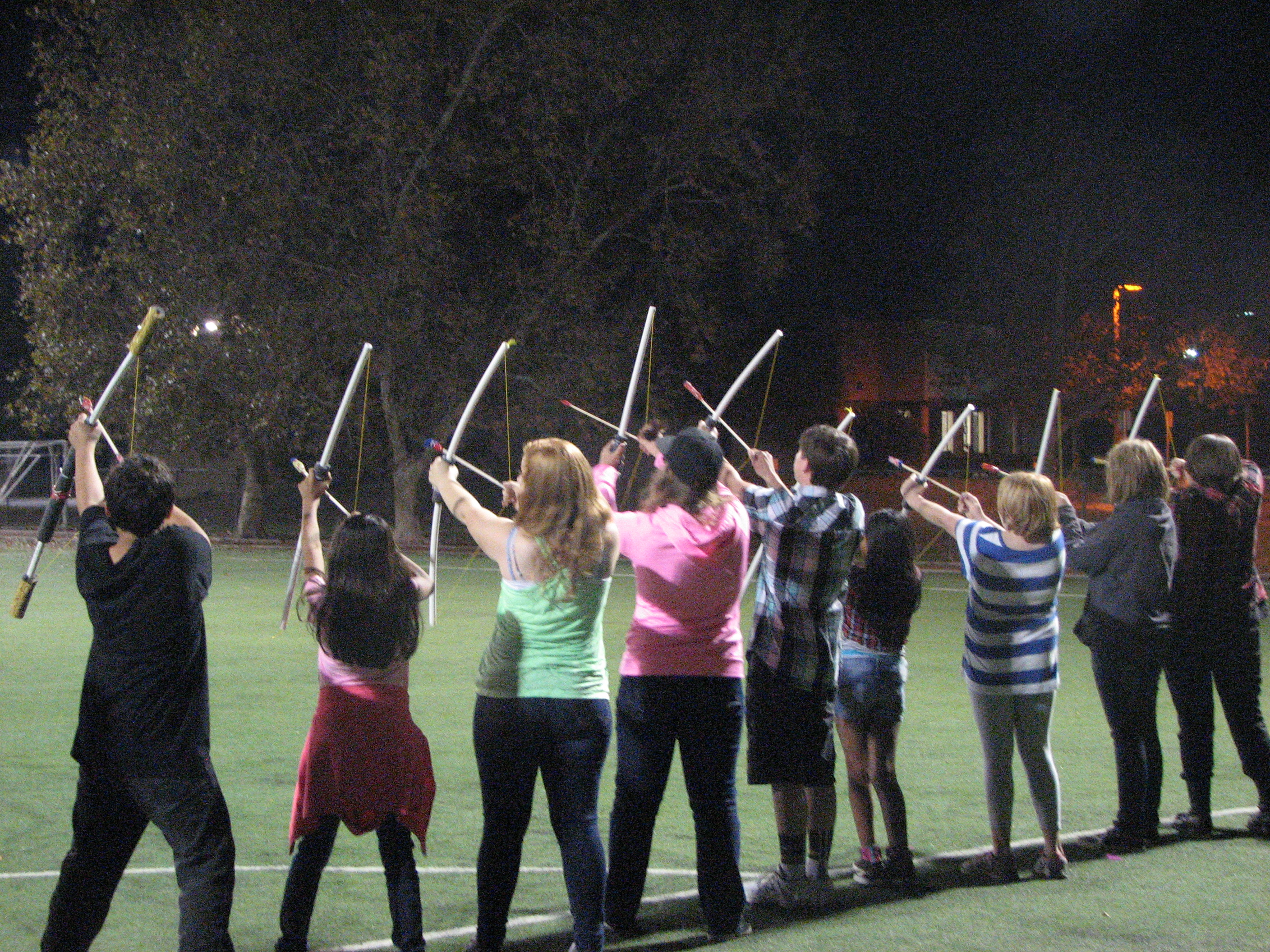 Poway Community Park Teen Night Out